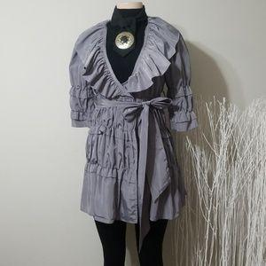 NEW! RYU ( ANTHROPOLOGIE) STYLISH DRESS JACKET!